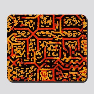 Confused Maze Mousepad