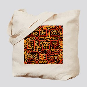 Confused Maze Tote Bag