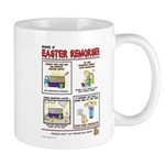 Easterremorse Mugs