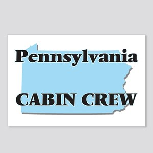 Pennsylvania Cabin Crew Postcards (Package of 8)