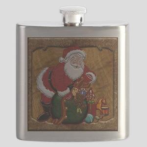 Harvest Moons Santa's Bag Flask