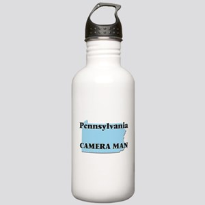 Pennsylvania Camera Ma Stainless Water Bottle 1.0L