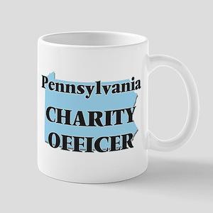 Pennsylvania Charity Officer Mugs