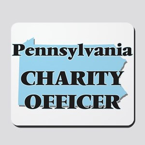 Pennsylvania Charity Officer Mousepad