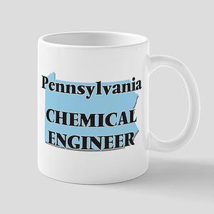 Pennsylvania Chemical Engineer Mugs