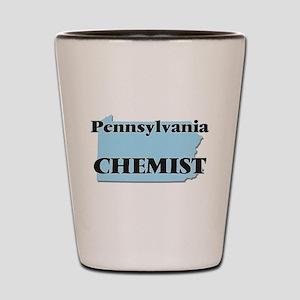 Pennsylvania Chemist Shot Glass