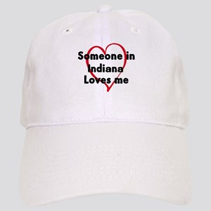 Loves me: Indiana Cap