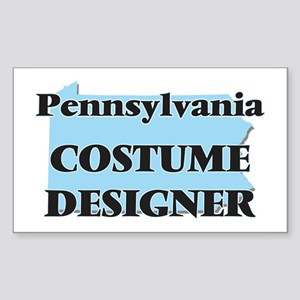 Pennsylvania Costume Designer Sticker
