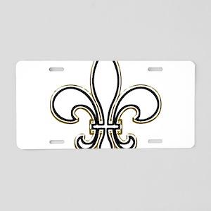 fdl Aluminum License Plate