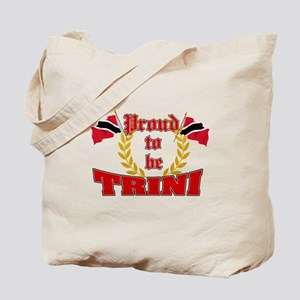 Proud to be Trini Tote Bag