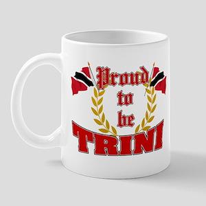 Proud to be Trini Mug
