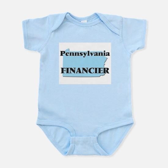 Pennsylvania Financier Body Suit