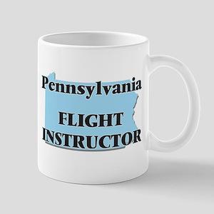 Pennsylvania Flight Instructor Mugs