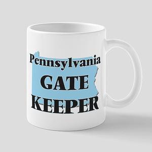 Pennsylvania Gate Keeper Mugs