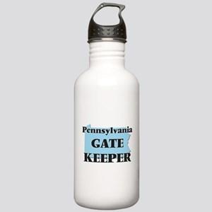 Pennsylvania Gate Keep Stainless Water Bottle 1.0L
