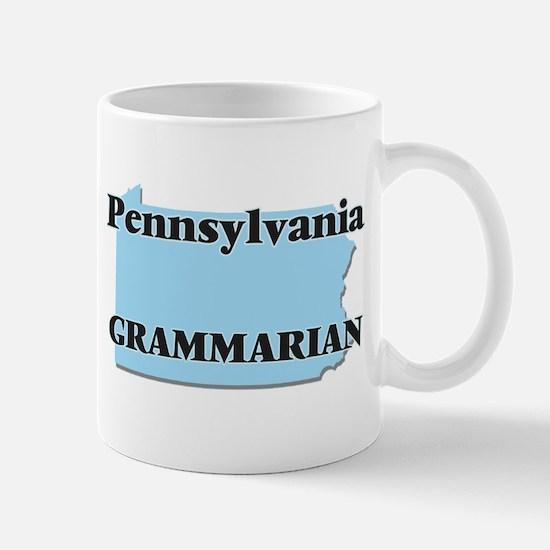 Pennsylvania Grammarian Mugs