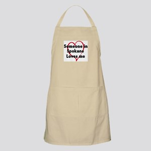 Loves me: Spokane BBQ Apron