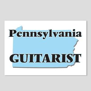 Pennsylvania Guitarist Postcards (Package of 8)