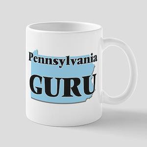 Pennsylvania Guru Mugs