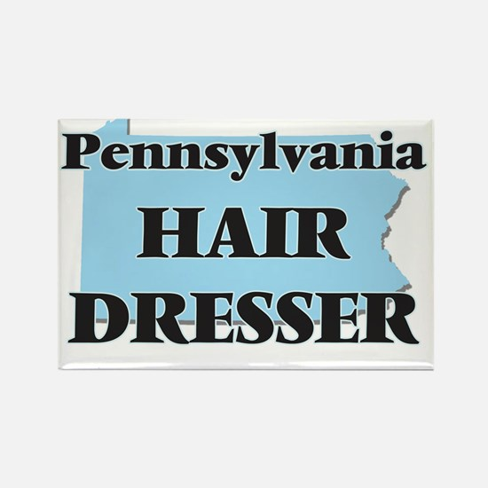 Pennsylvania Hair Dresser Magnets