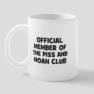 Official Member of the Piss a Mug