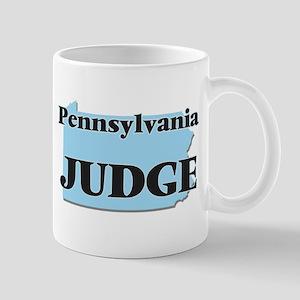 Pennsylvania Judge Mugs