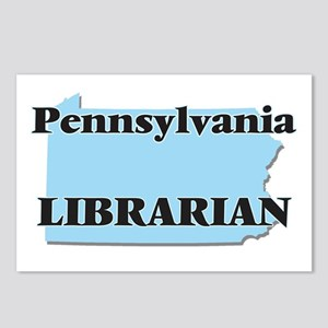 Pennsylvania Librarian Postcards (Package of 8)