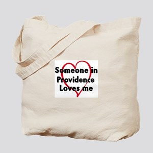 Loves me: Providence Tote Bag