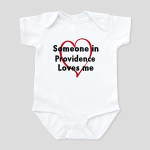 Loves me: Providence Infant Bodysuit