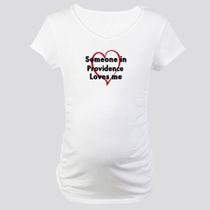 Loves me: Providence Maternity T-Shirt