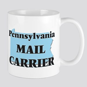 Pennsylvania Mail Carrier Mugs