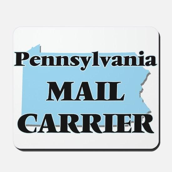 Pennsylvania Mail Carrier Mousepad