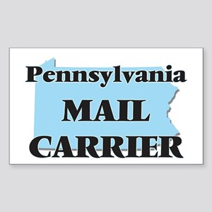 Pennsylvania Mail Carrier Sticker
