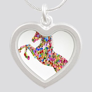 Prismatic Rainbow Unicorn Necklaces