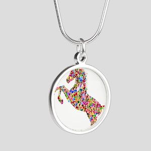 Prismatic Rainbow Unicorn Necklaces