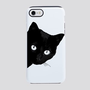 Black Cat Iphone 8/7 Tough Case