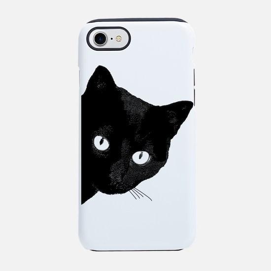 Unique Cat iPhone 8/7 Tough Case