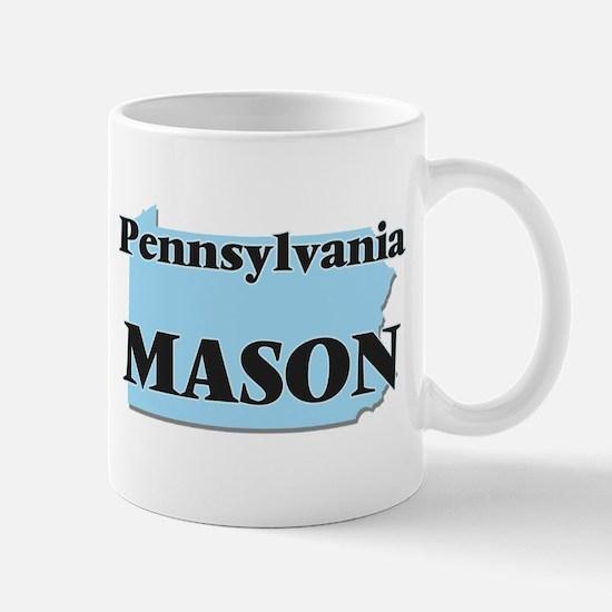 Pennsylvania Mason Mugs