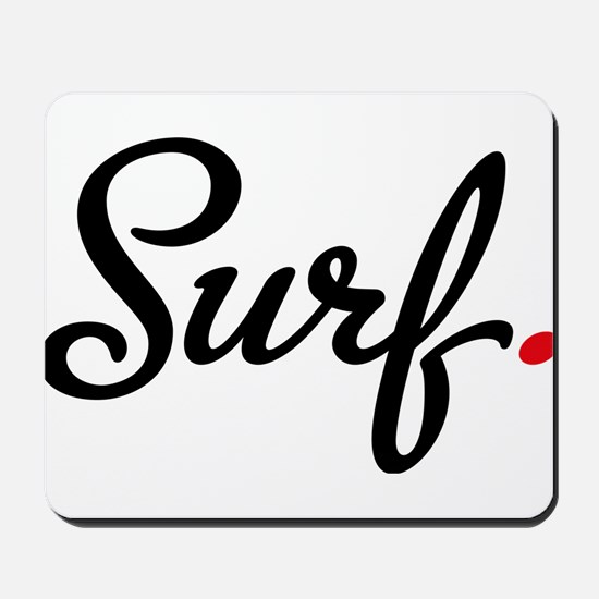 surf Mousepad