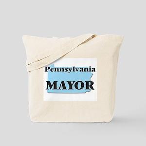 Pennsylvania Mayor Tote Bag