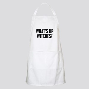 Halloween what's up witches? Apron