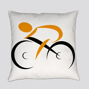 cycling Everyday Pillow