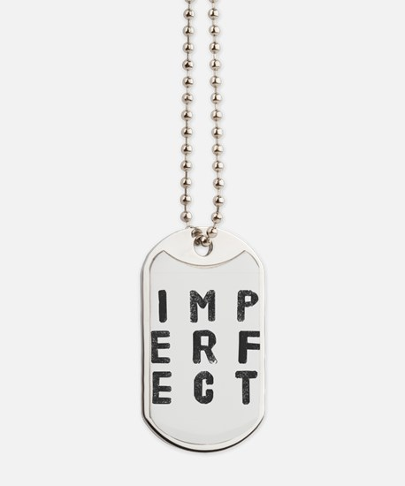 Imperfect (Stamp) Dog Tags