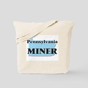 Pennsylvania Miner Tote Bag