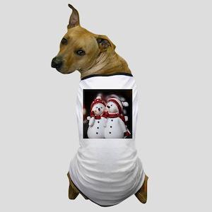 Snowman20150907 Dog T-Shirt