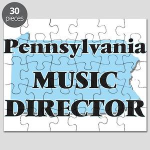 Pennsylvania Music Director Puzzle
