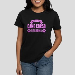 Worlds Best Cane Corso Grandma T-Shirt