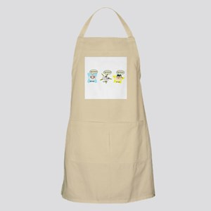 High School student process Apron