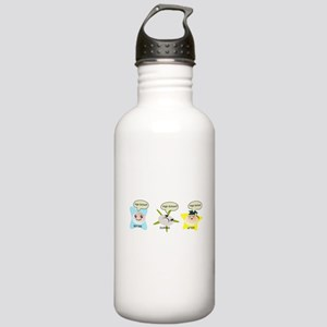 High School student process Sports Water Bottle