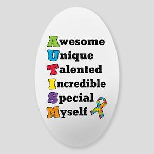 Autism Acronym Sticker